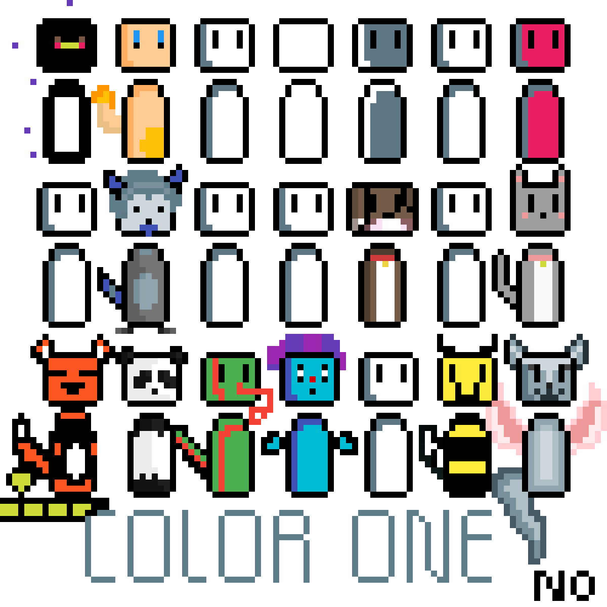 main-image-Colour one in  by memeboy123