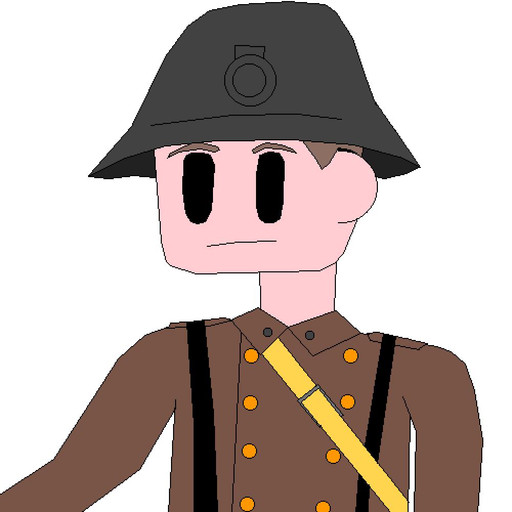 WW2 Danish soldeir by BugBoyEric
