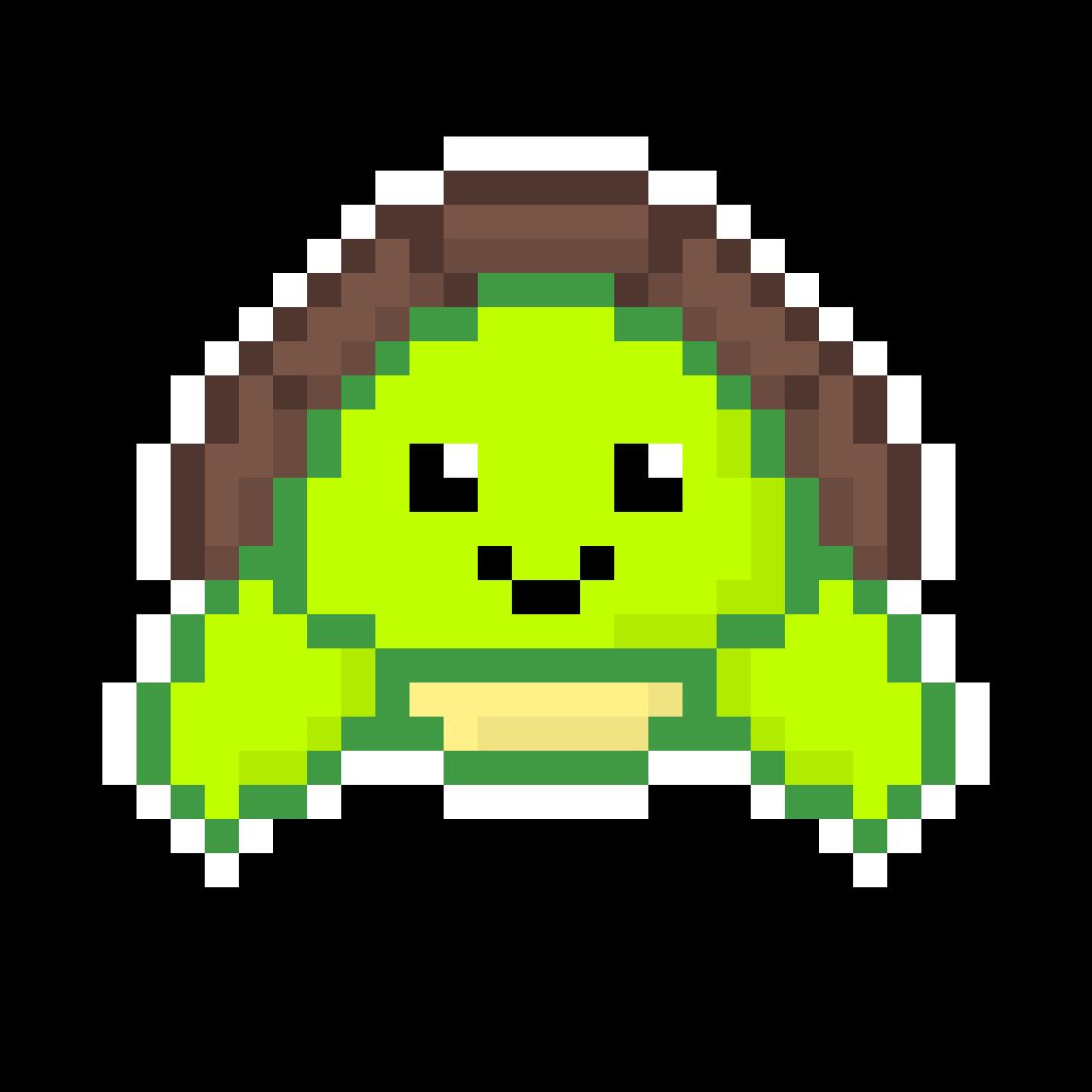 Turtle by LittlePixil