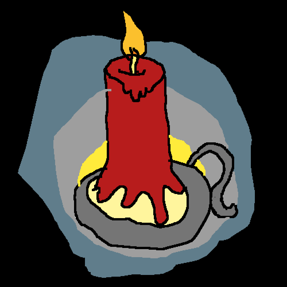 main-image-Candle  by jaydaArt