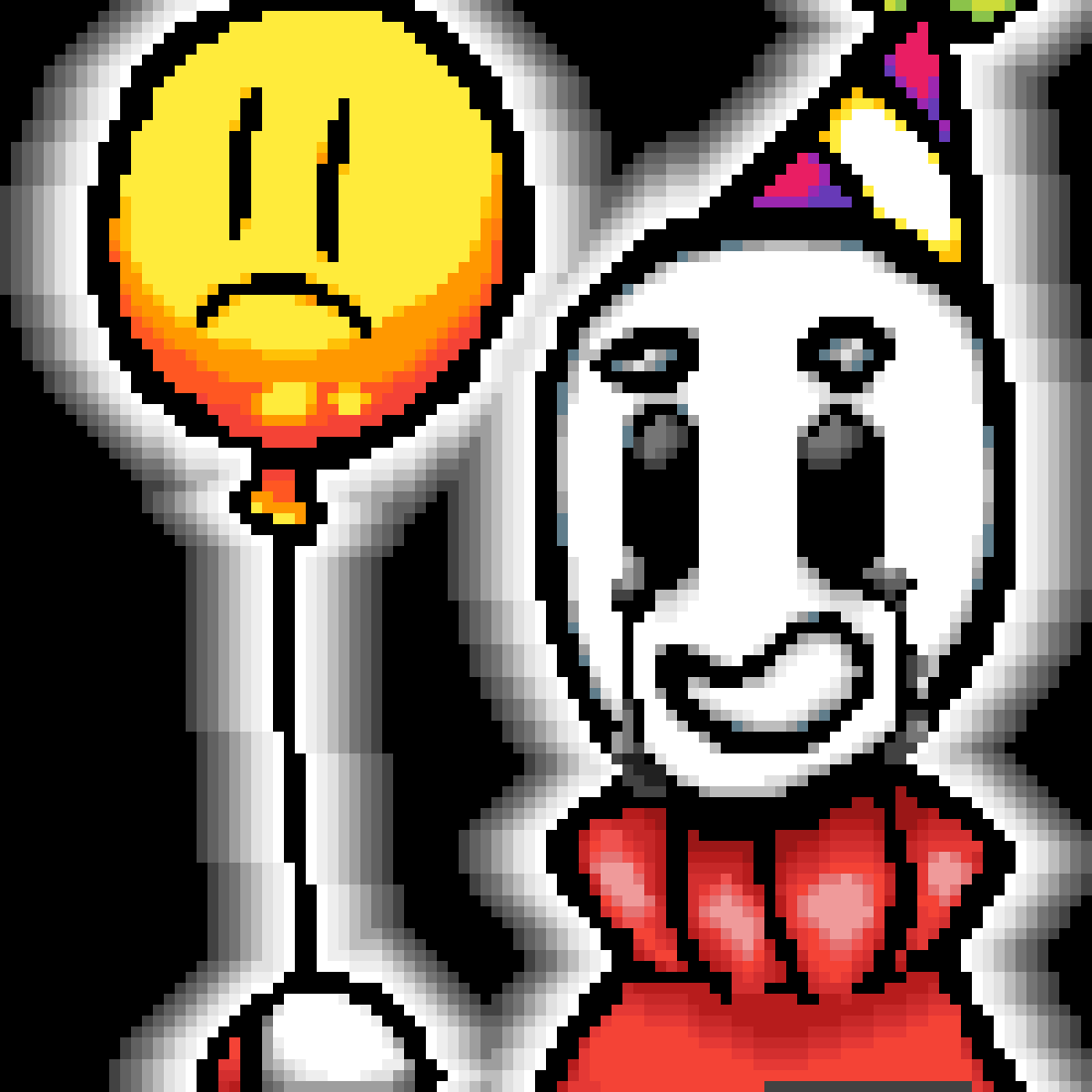 Balloon boy and not fnaf by milkingtheshake