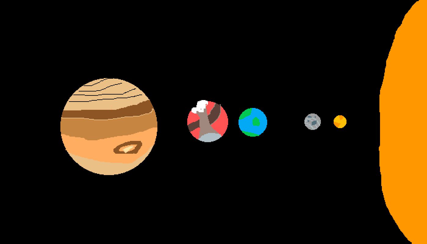 planets by Flash-boi