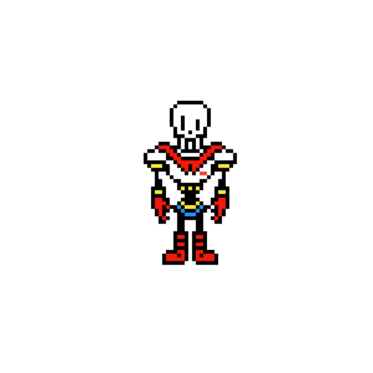 Papyrus Overworld by Adrianoow