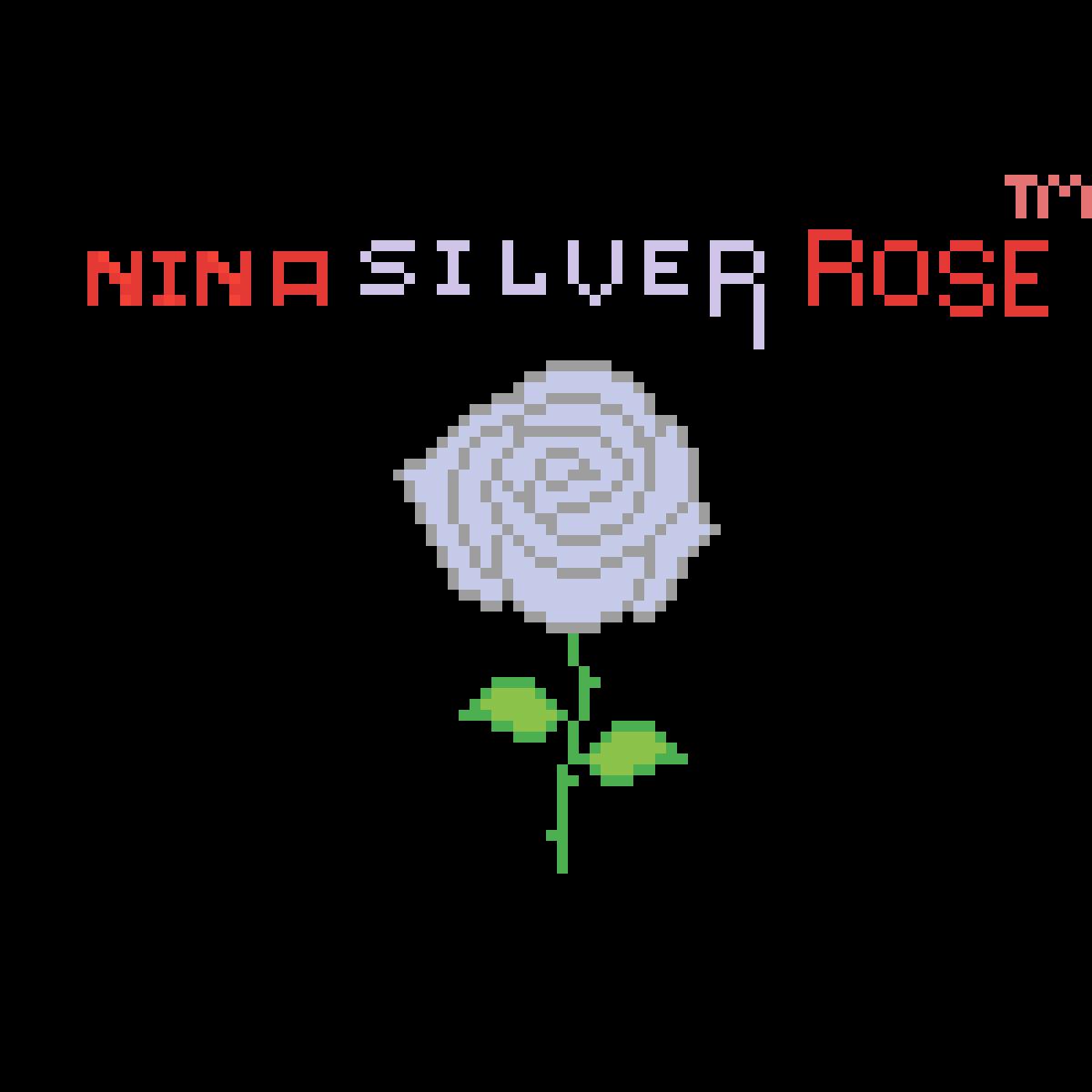 My official banner art by Ninasilverrose