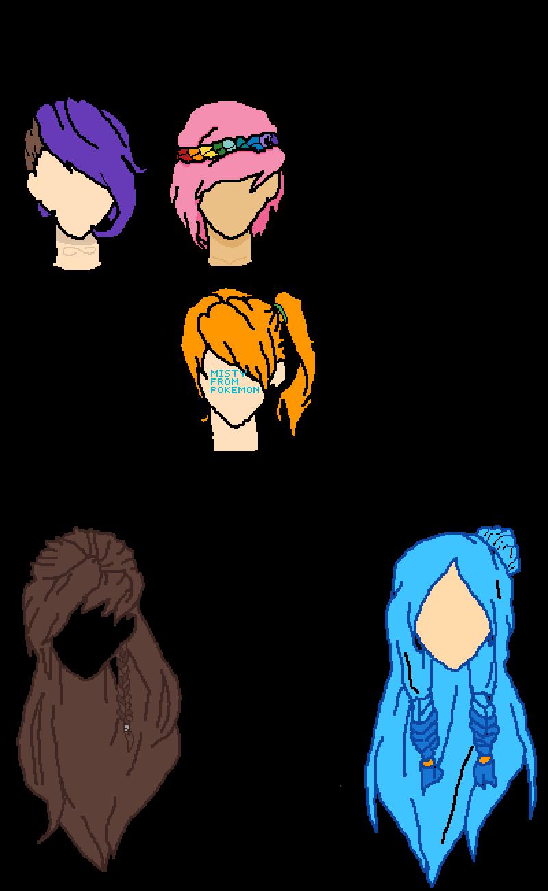hair by best-girl
