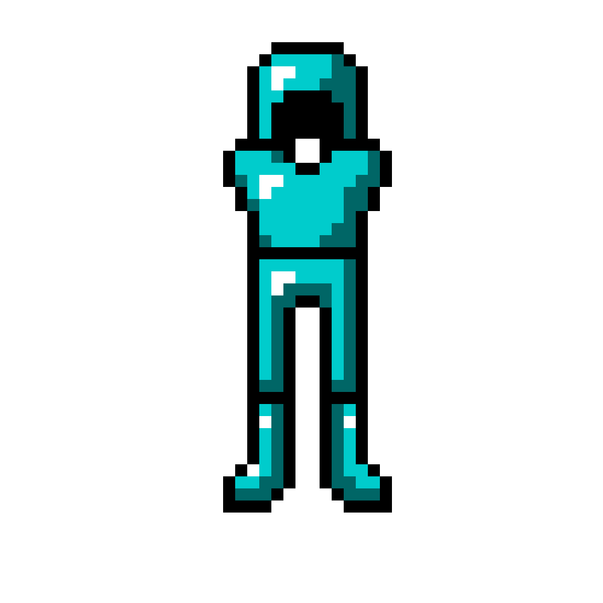 Pixilart Invisible Minecraft Person Imp By Seizedbadge4484