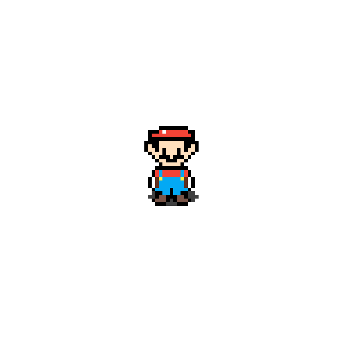 mario in earthbound  by gaiaruxpin20