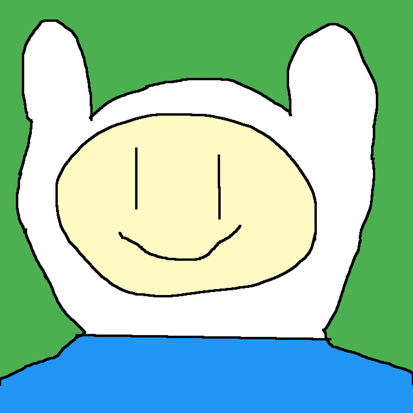 Finn the human by Mrbone101