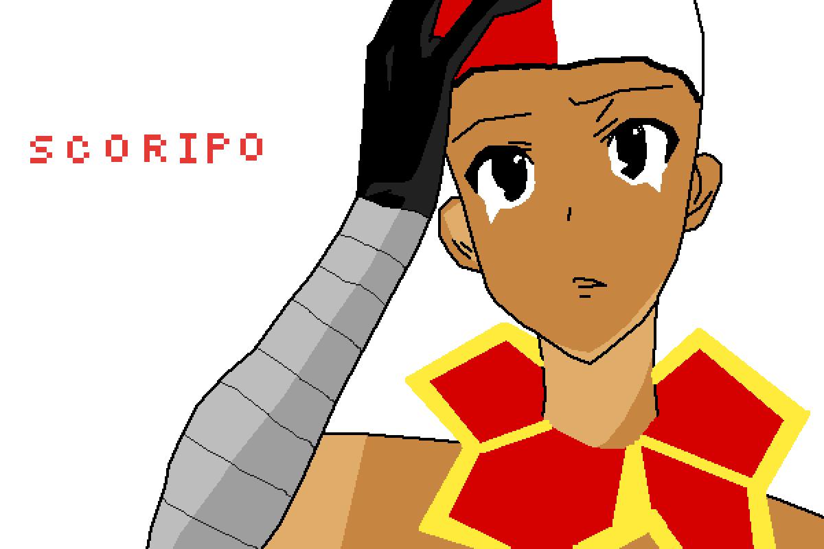 Scoripo by scar