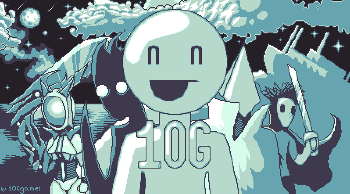 10Ggames Profile Picture/banner by 10Ggames