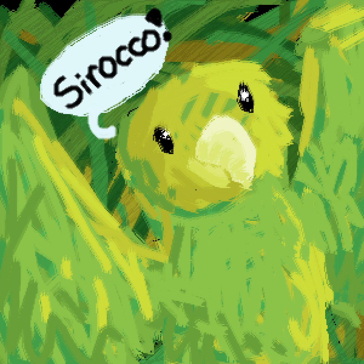 Kakapo!
