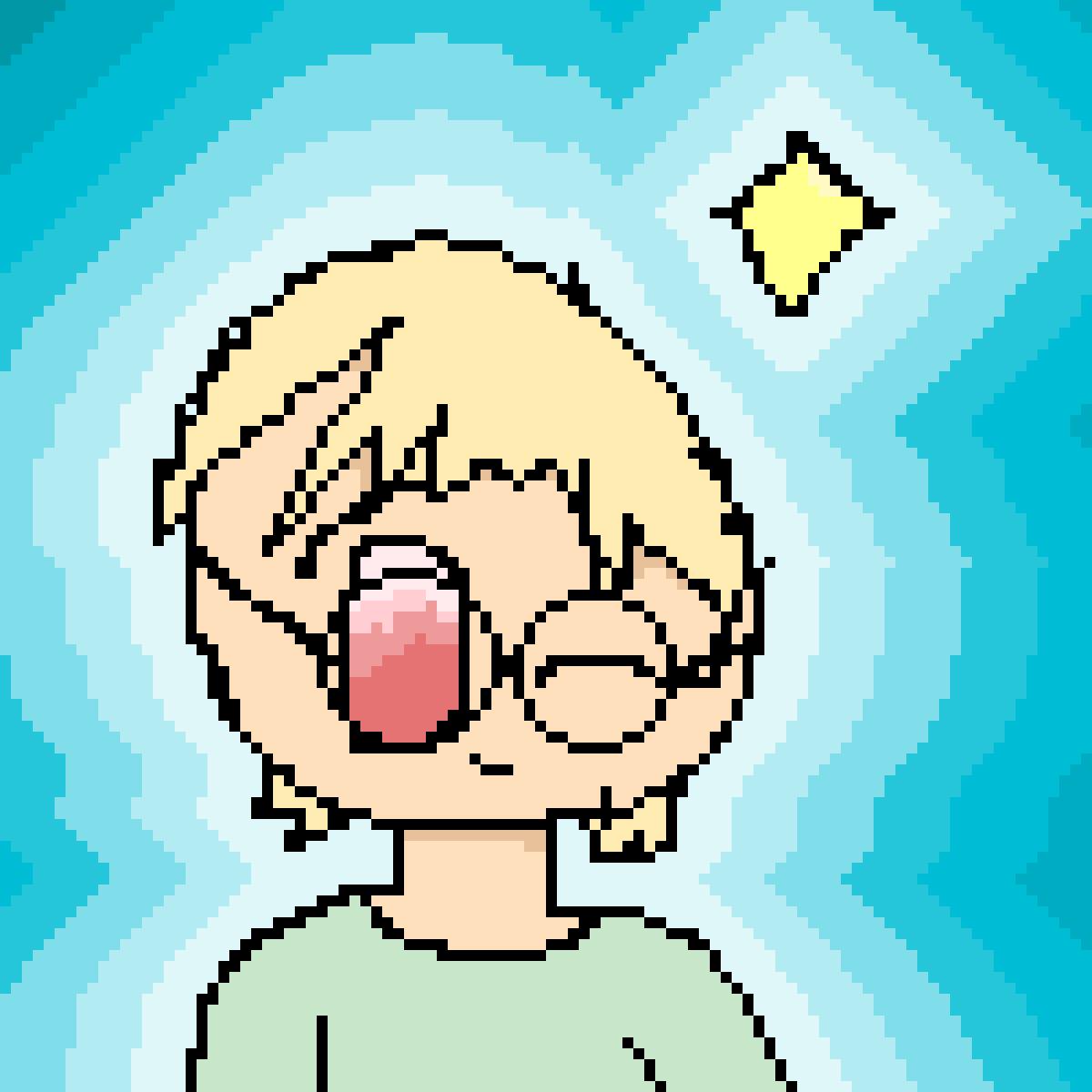 cute gender-neutral bby by stxrlight