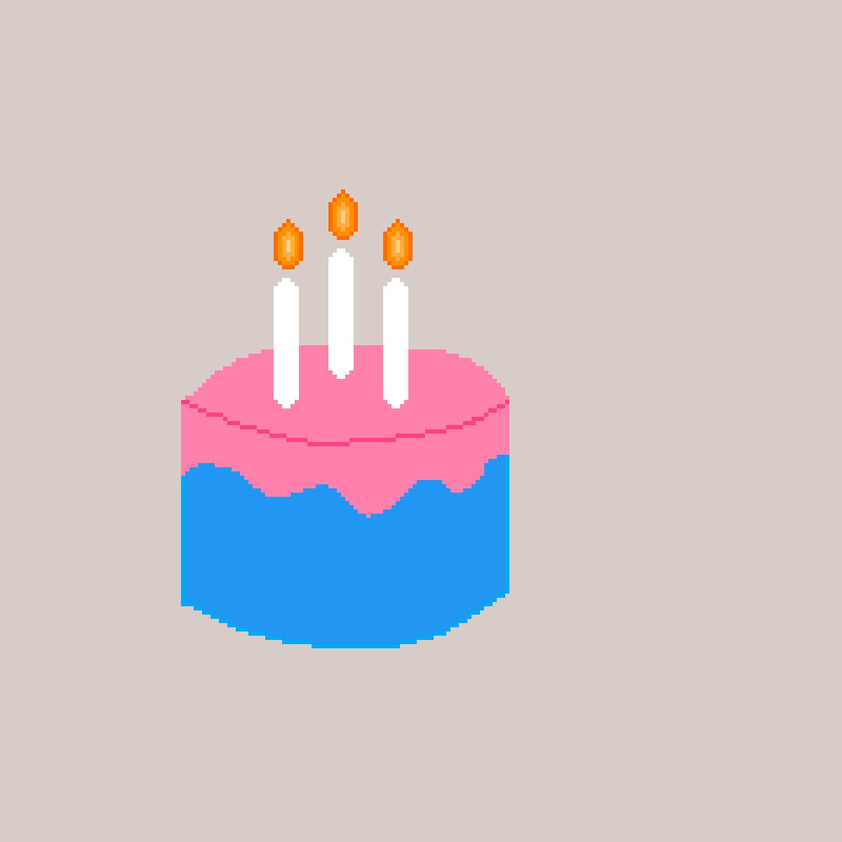 Birthday Cake! by Marvvv