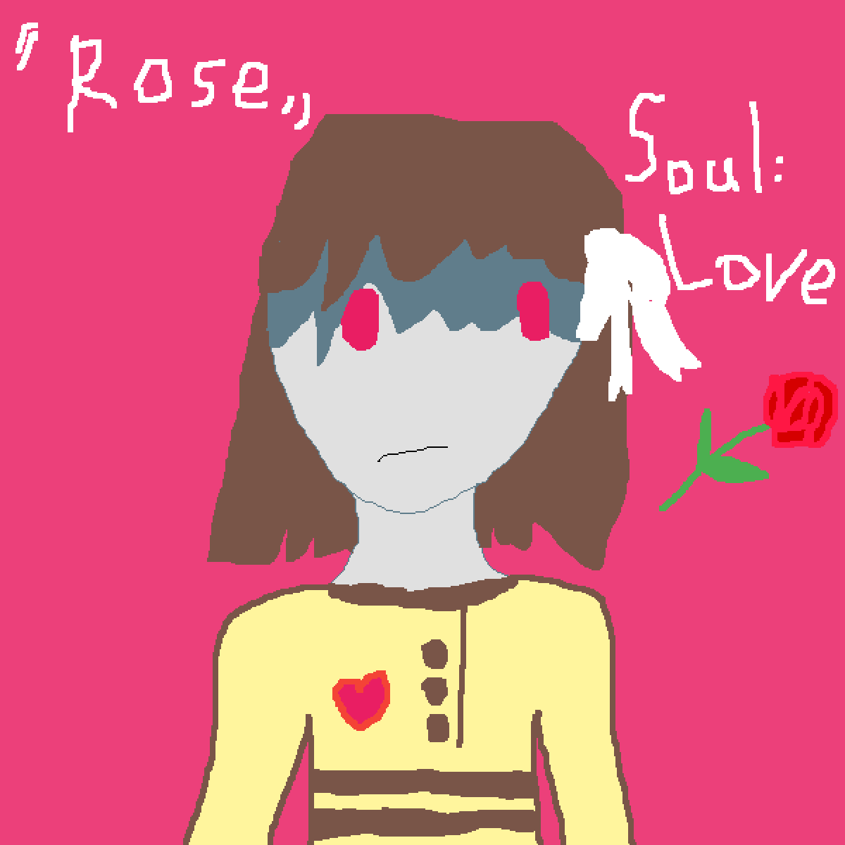 """Rose""  is  a.....lost soul?"