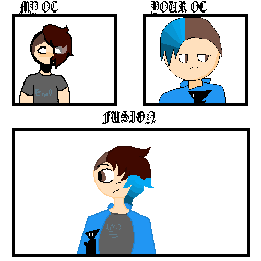 main-image-blue emo boi  by SomeWhatAngel