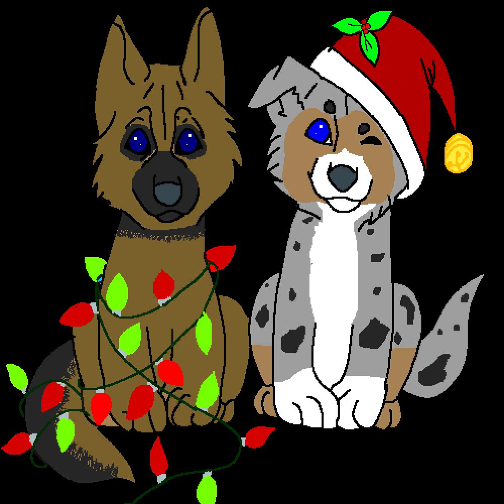 Christmas by ilovehorses123