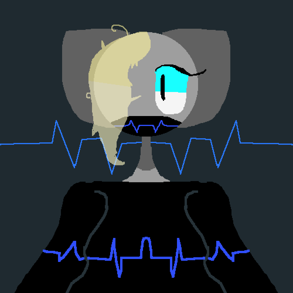 main-image-- Heart Shock -  by FadingGalaxy