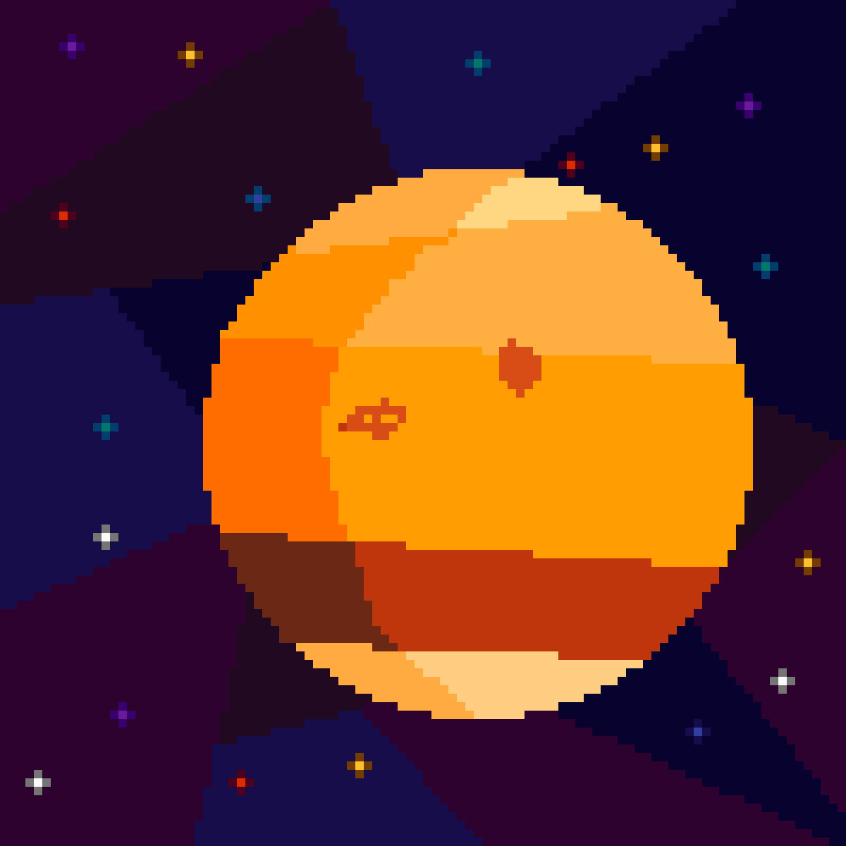 Mars by Cynical-Pixel