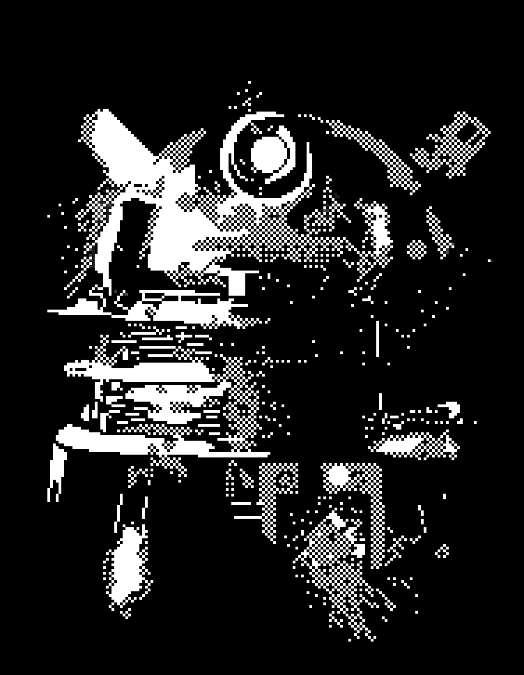Dalek by illuminatiwhale