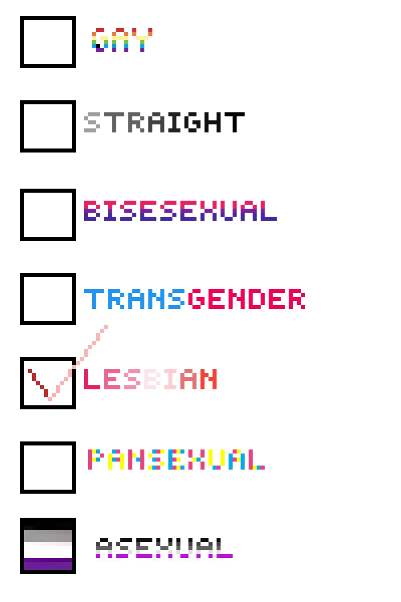 main-image-LGBTQ+ Checklist  by bananablobfish