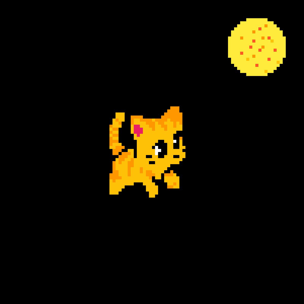 Cat by xXRealRetr0Xx
