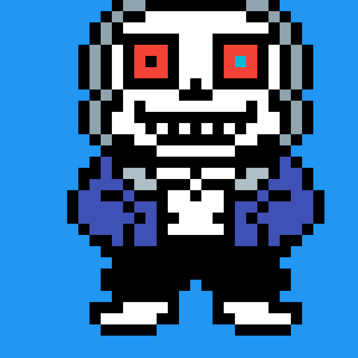main-image-Dust tale sans  by Toastkid-Games