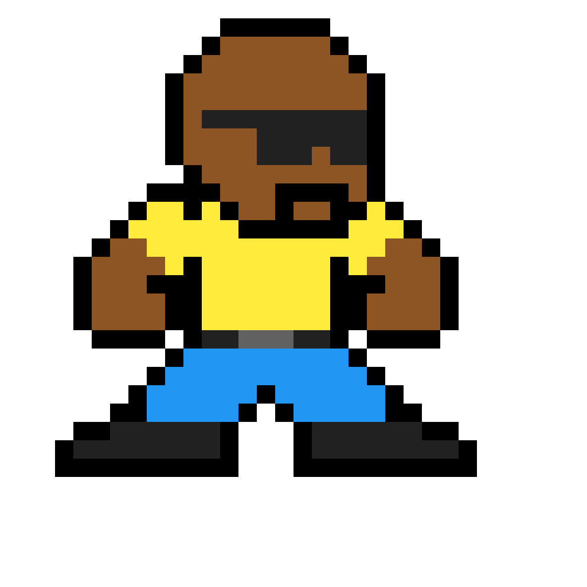 main-image-Luke Cage  by BE83