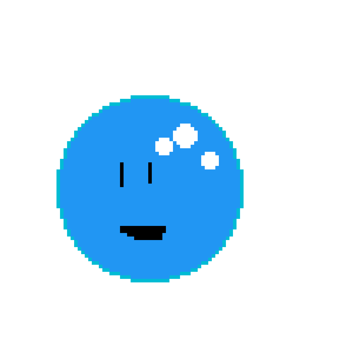 Bubble from BFB