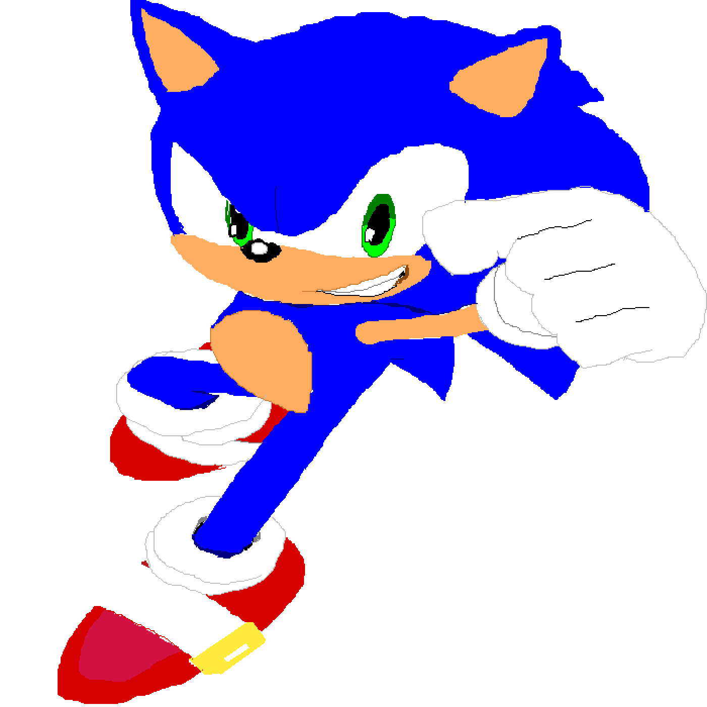 main-image-Sonic  by FloofySonic