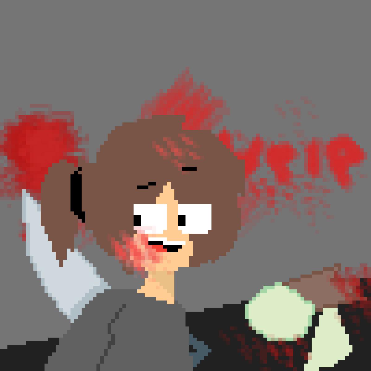 Zombie apocalypse by Nerdyartist65