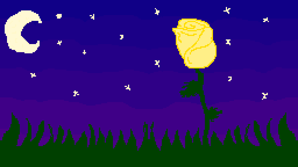 main-image-Flower In The Night  by crustoi