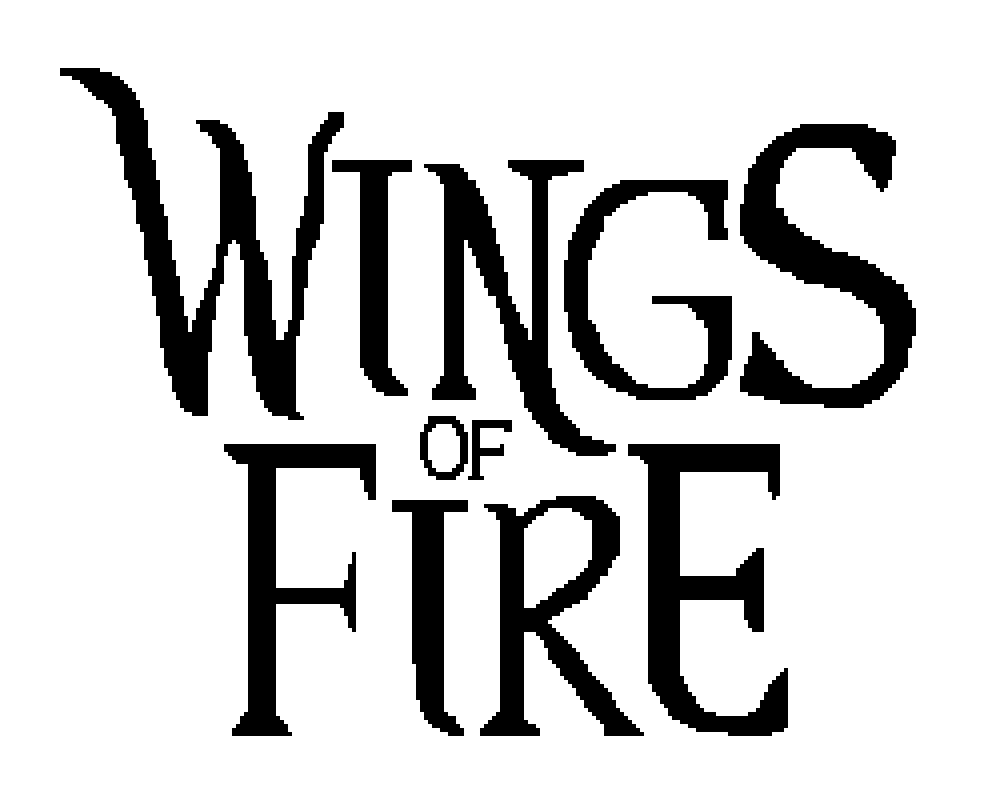 Wings of Fire Logo (2) by variousreasons