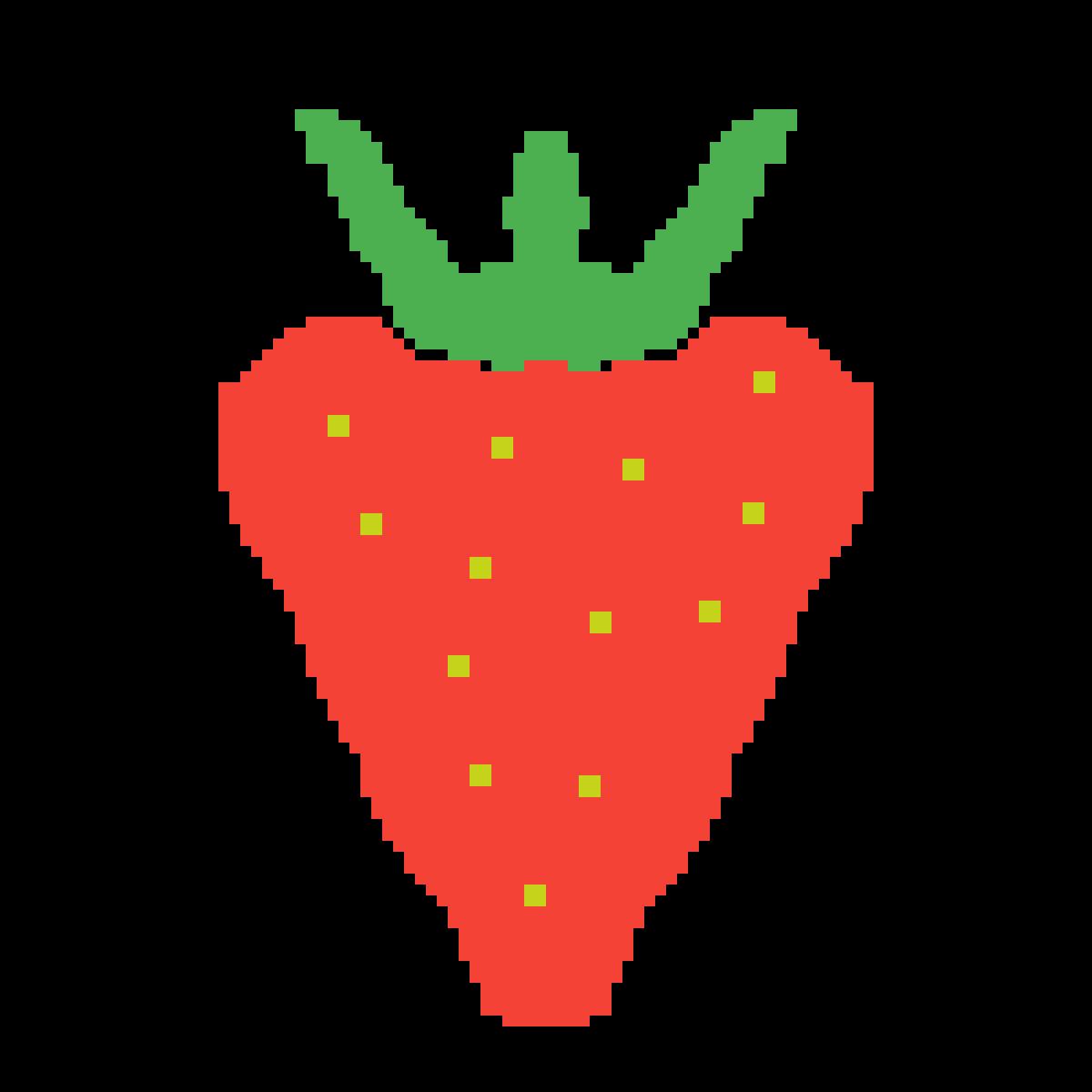 strawberry by dinkelburg