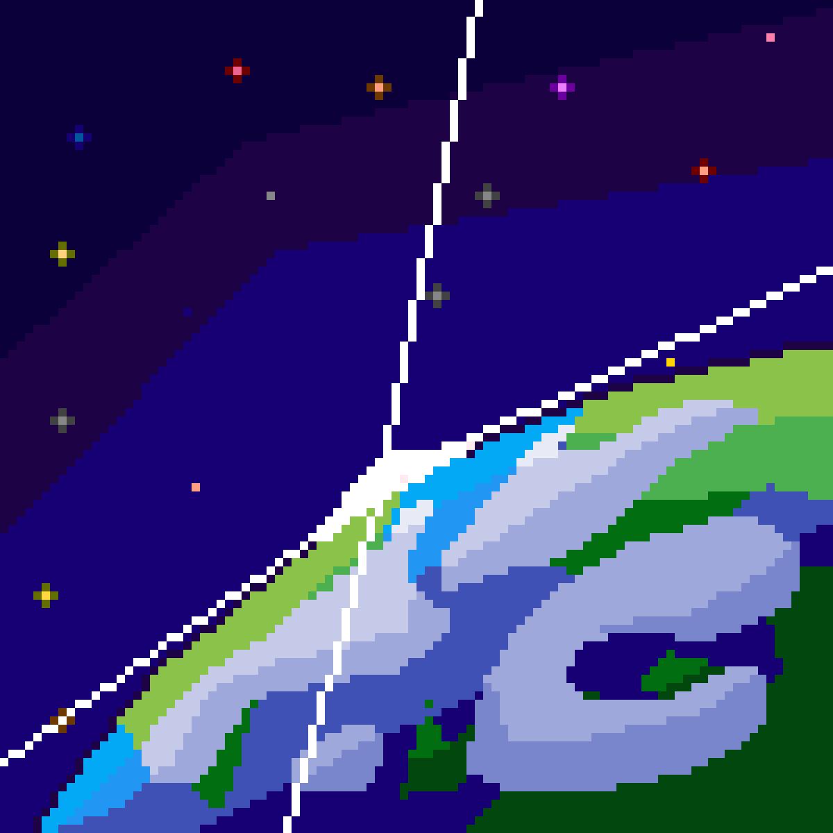 Planetary Dawn by Cynical-Pixel