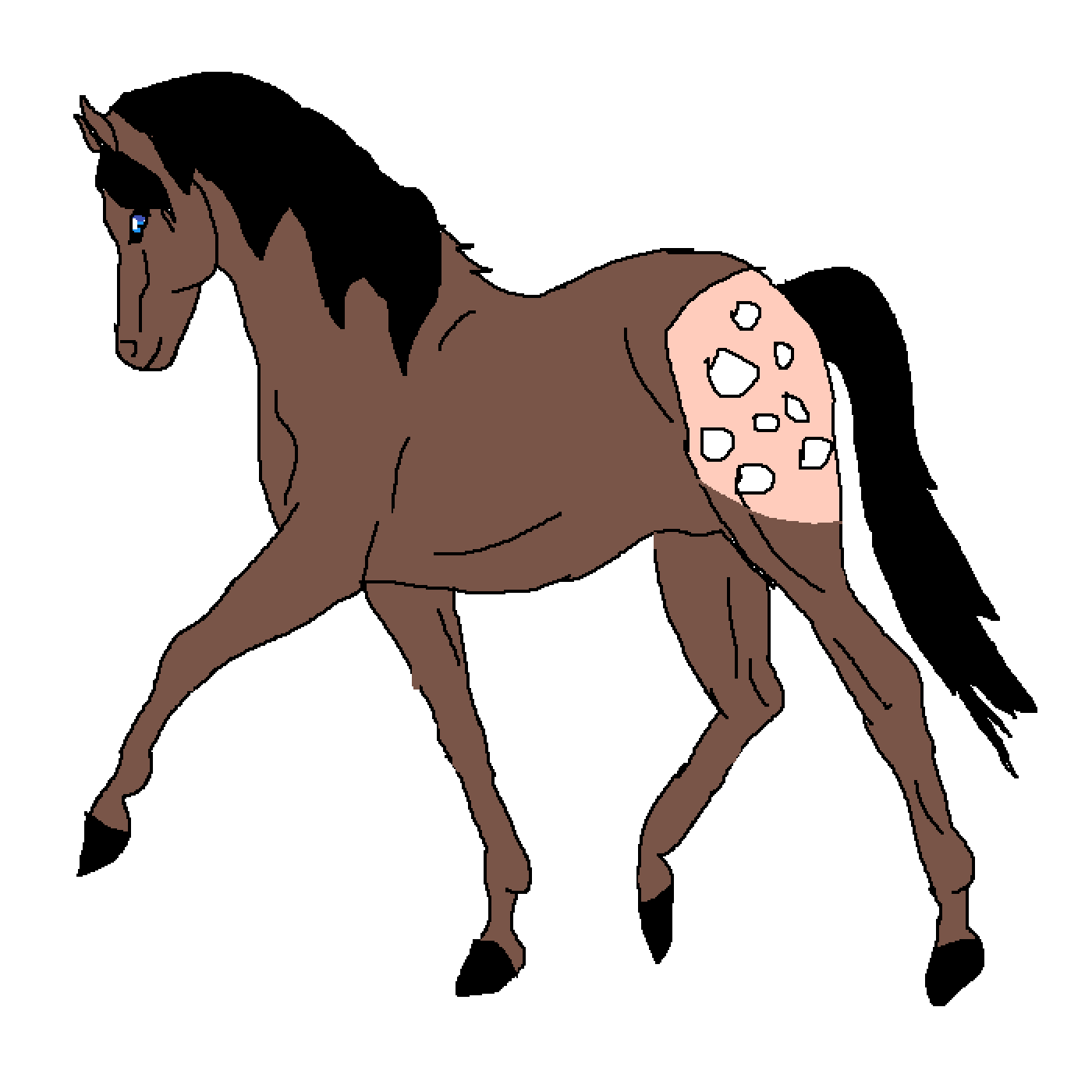 main-image-Horse  by Kitty-Warrior