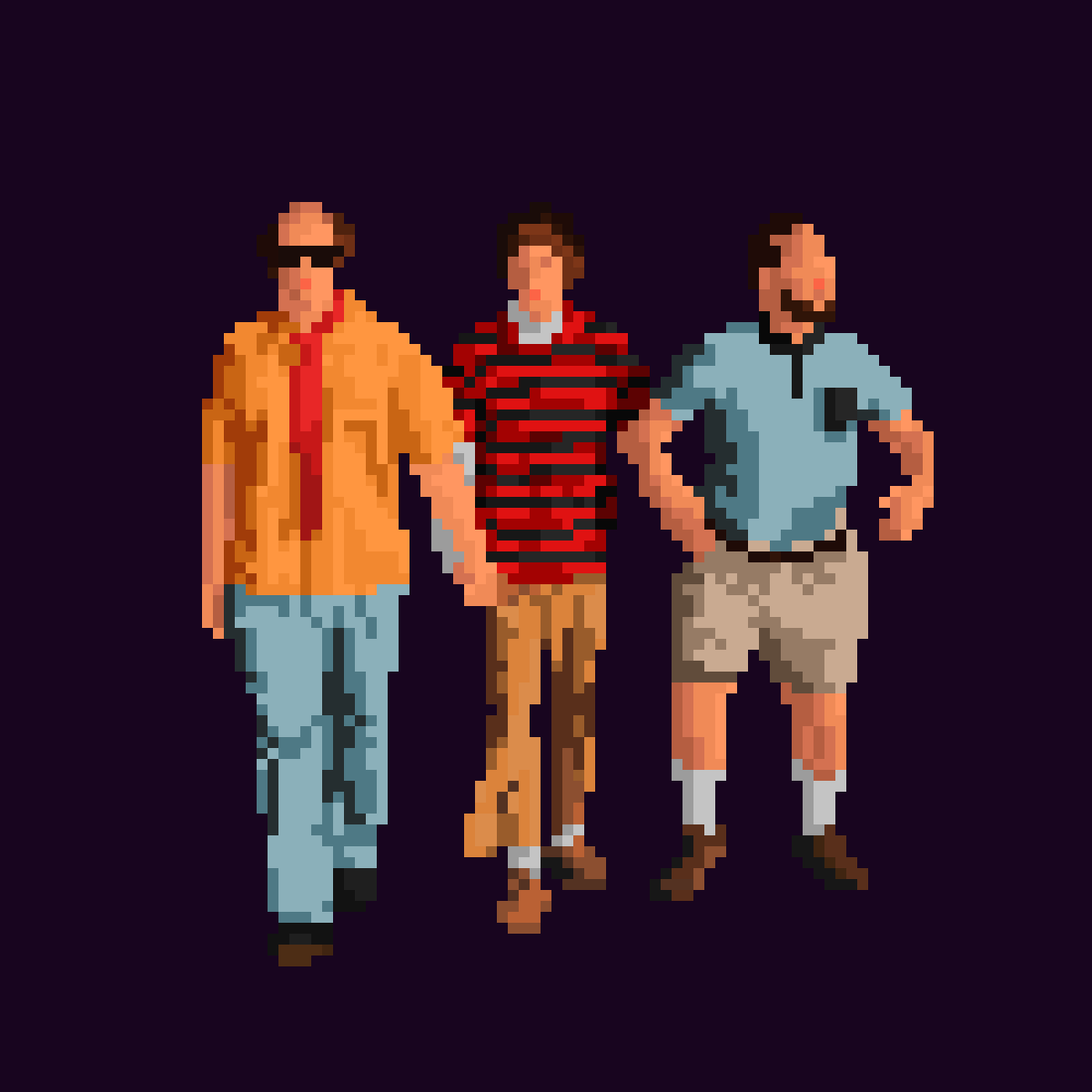 Pixilart My Two Lovely Uncles By Devynfromyoutub