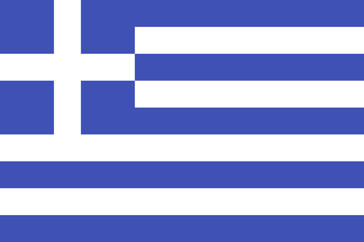 Flag of Greece by konnormoshier