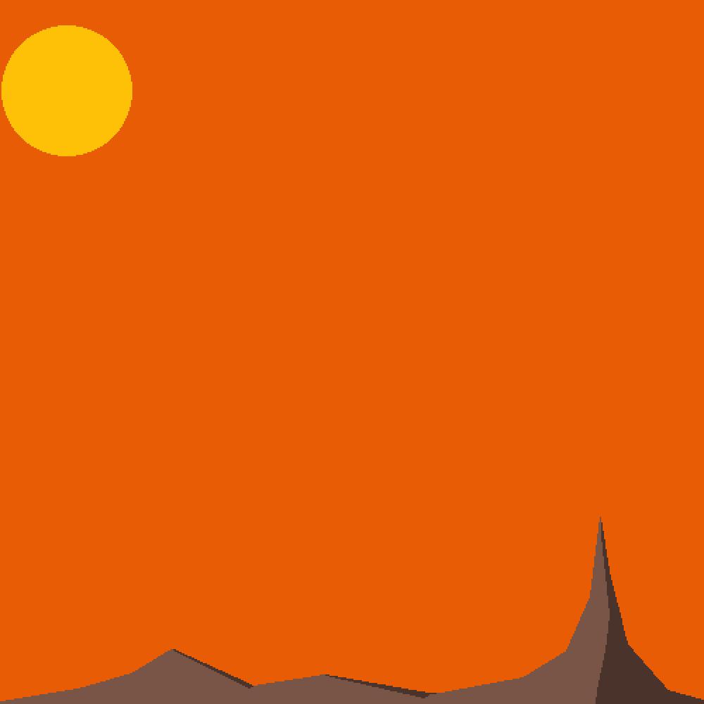 Sweltering Sun (WIP) by Hergusbergus