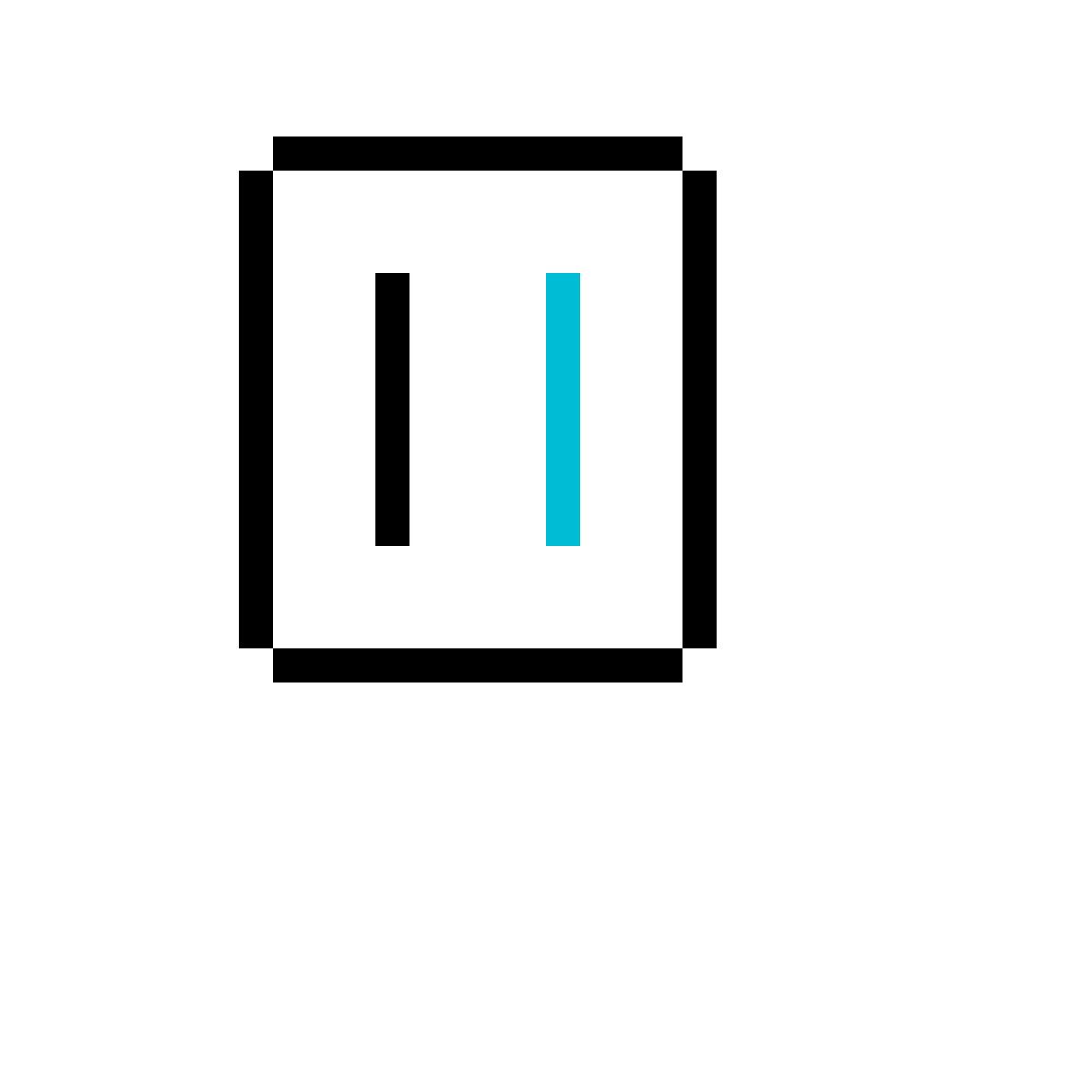 Sans button by Ultra-Doom