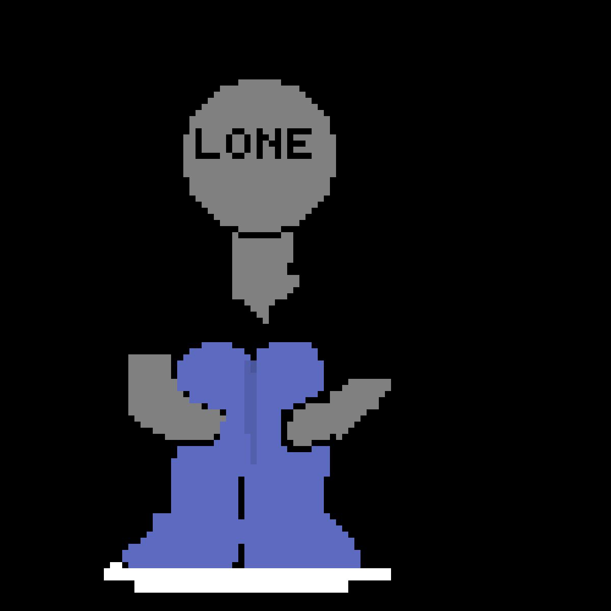 Lone by myavocados