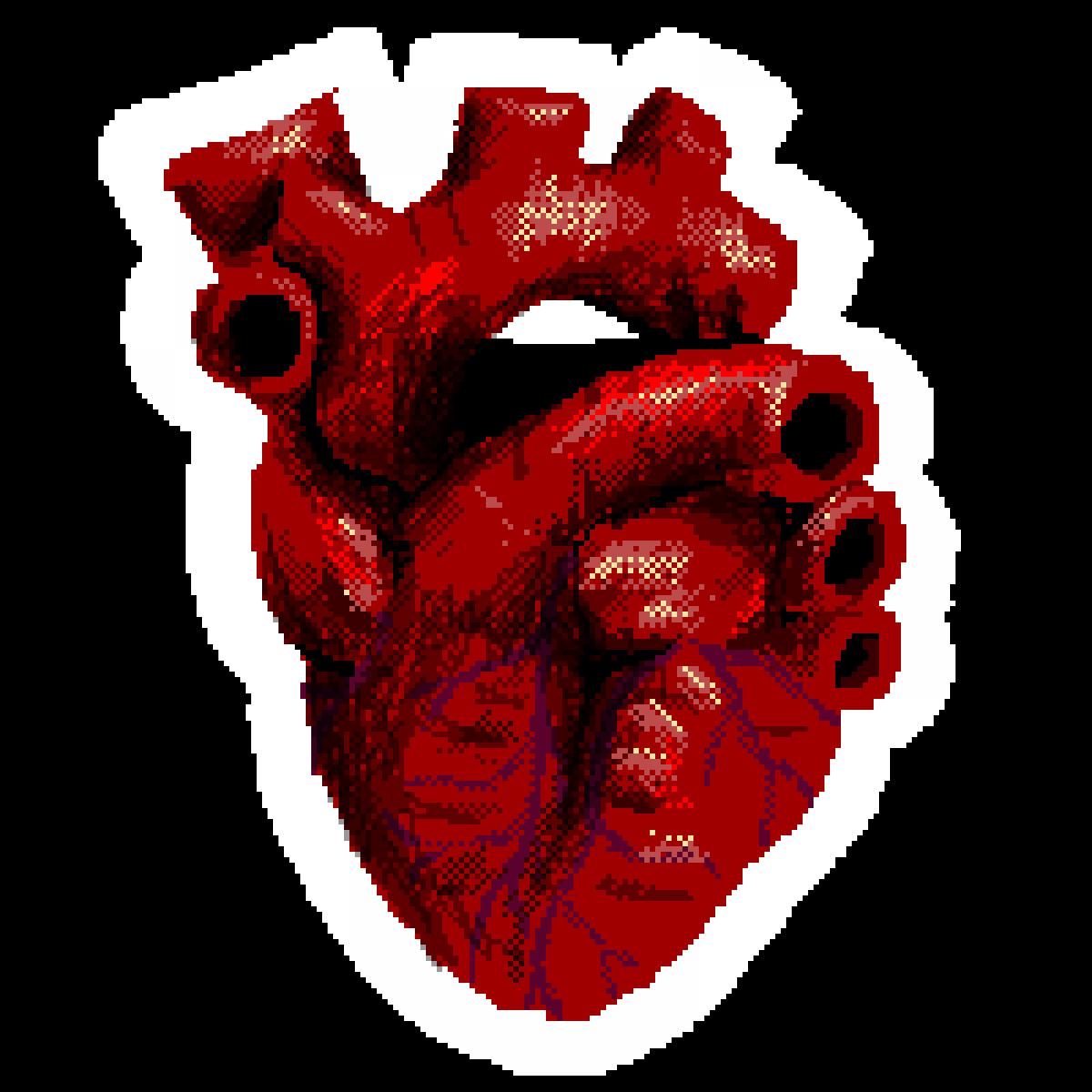 heart by Imnoen