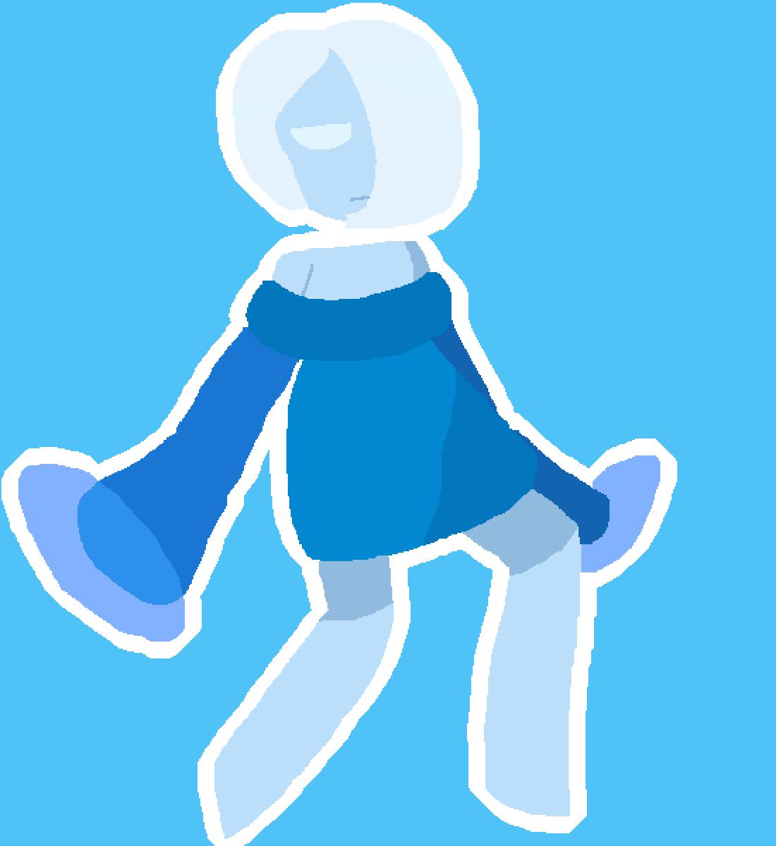 Water Elemental by FairyTale64