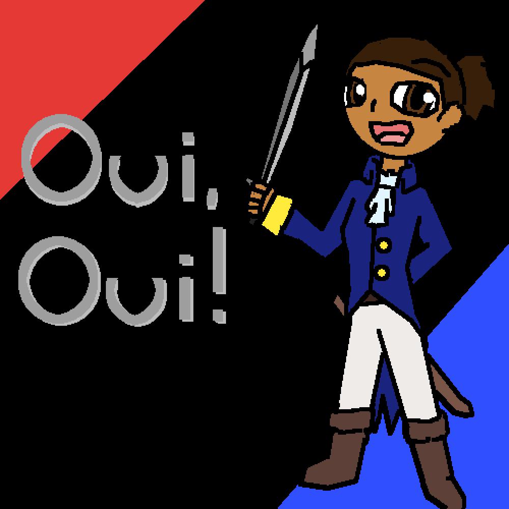 Lafayette! by AmberBolt