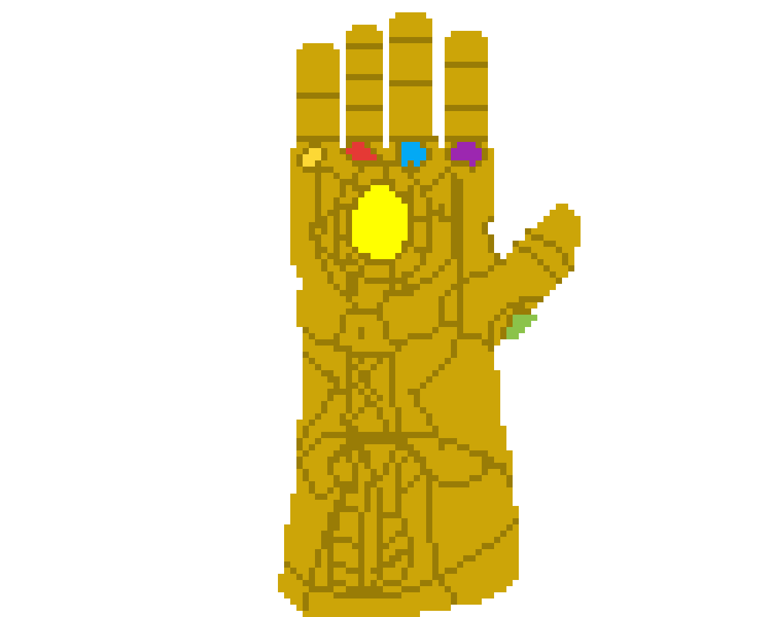 main-image-THANOS GAUNTLET  by Disman143