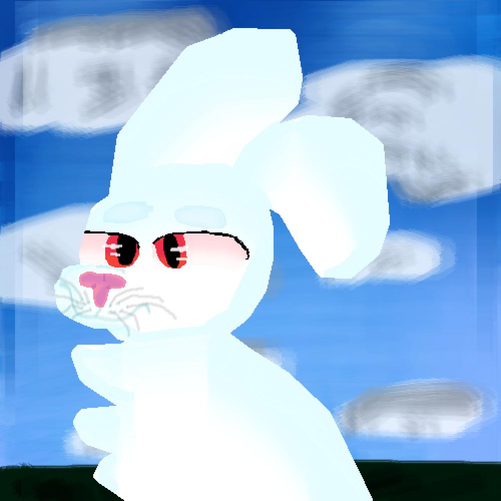 Bunny by peanutdust