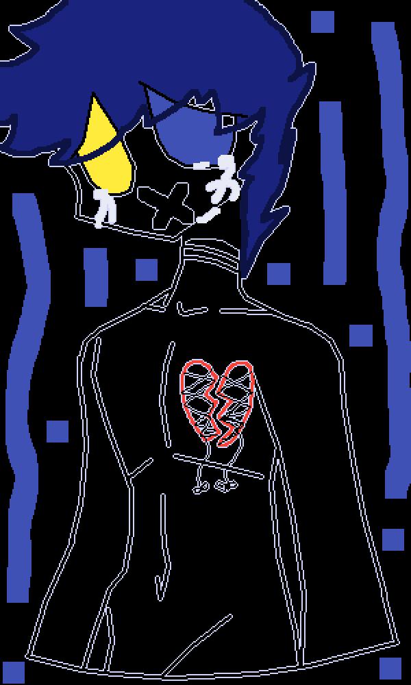 Broken Heart by 0XxAjxX0