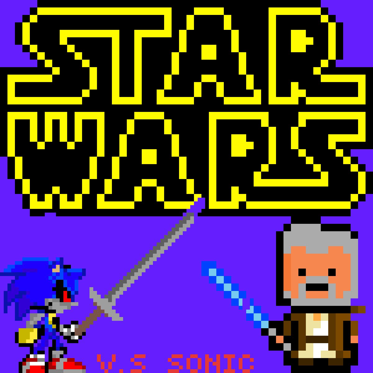 Star wars vs Sonic by alo1511