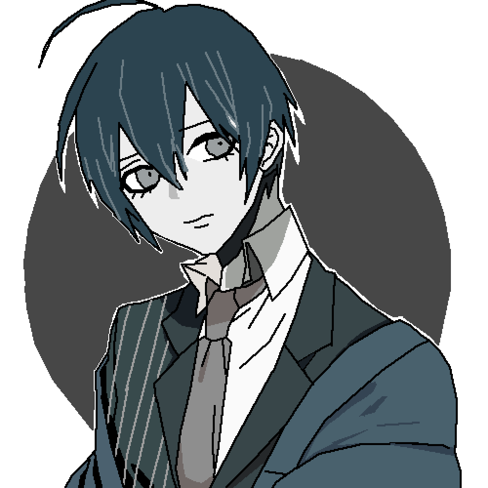 Succi Saihara (not mine tho) by Artemis