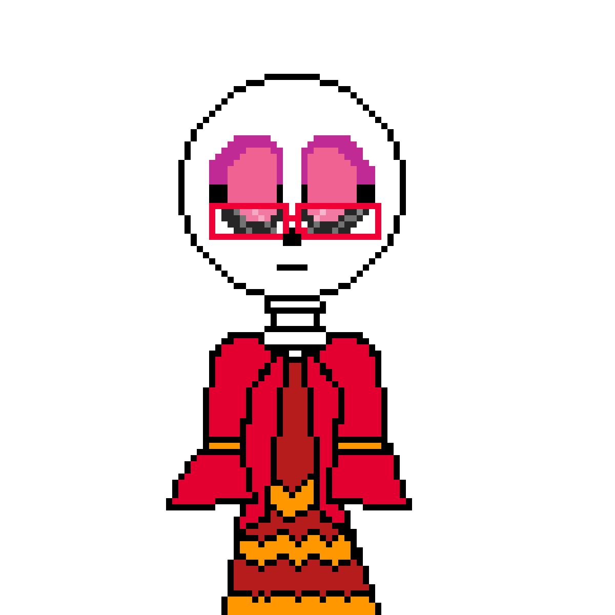 New oc :3 by banishedtale