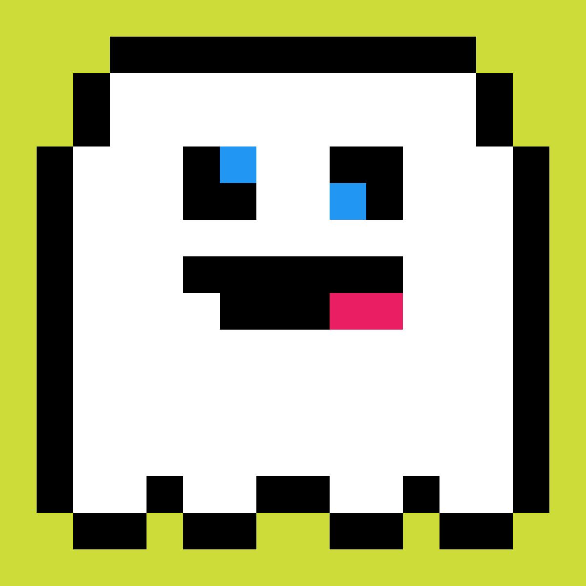 Derp Ghost! by splashyoat